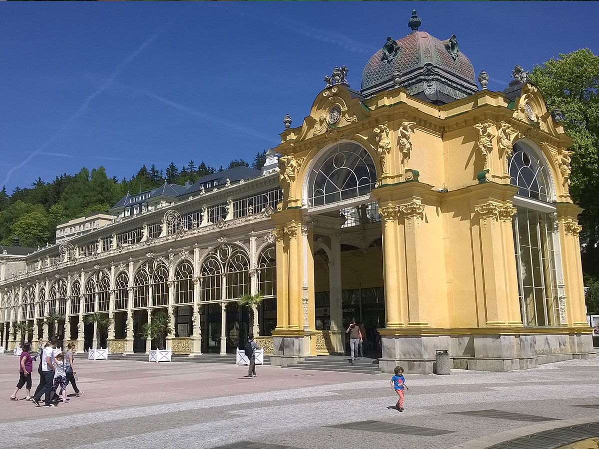 Hotel zum ehem. Königlich-Bayerischen Forsthaus Waldsassen Marienbad Tschechien