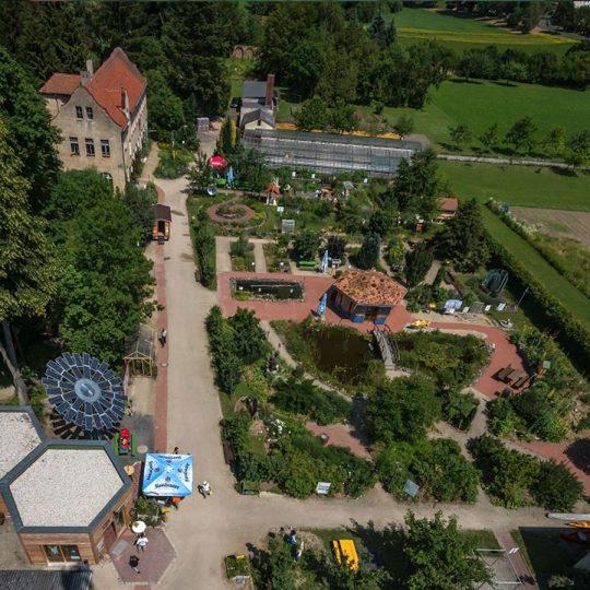 Hotel zum ehem. Königlich-Bayerischen Forsthaus Waldsassen Naturerlebnisgarten