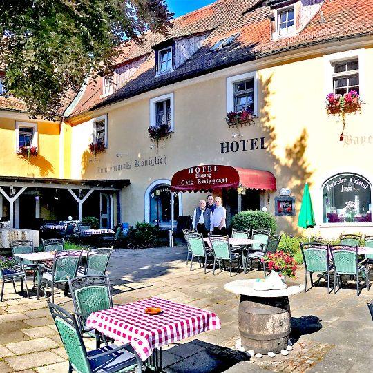 Hotel zum ehem. Königlich-Bayerischen Forsthaus Waldsassen Hotel Pirkl